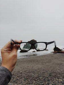 Japanische Regenbrille - alles Fake!